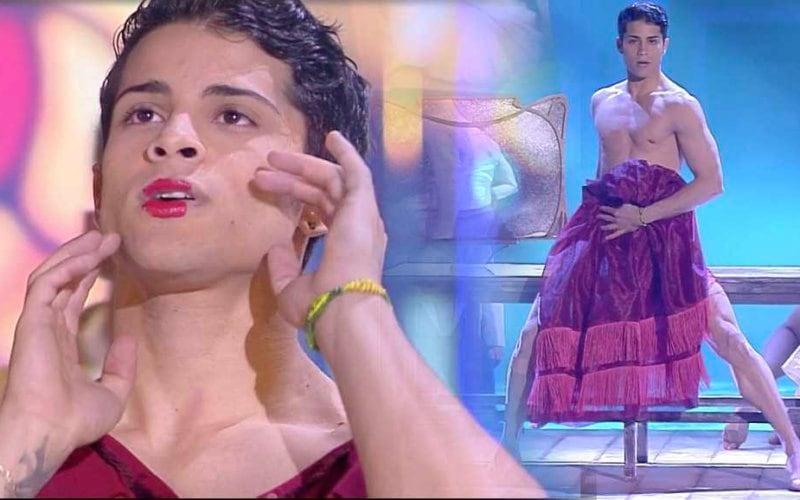 rafael amici coreografia the danish girl