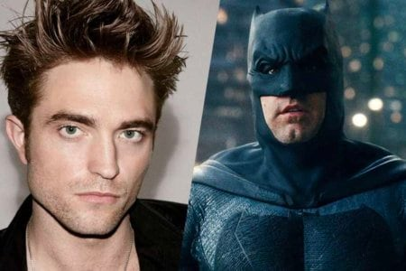robert pattinson batman film