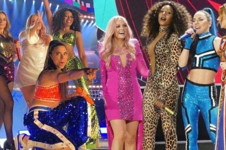spice girls tour irlanda dublino