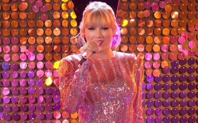 taylor swift me the voice