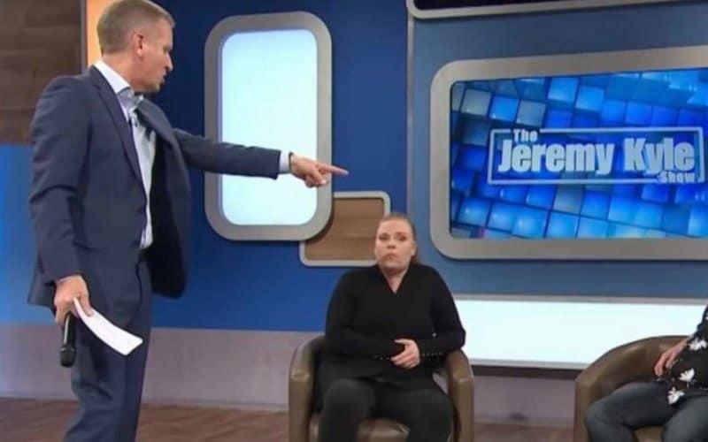 the jeremy kyle programma tv macchina della verita suicidio