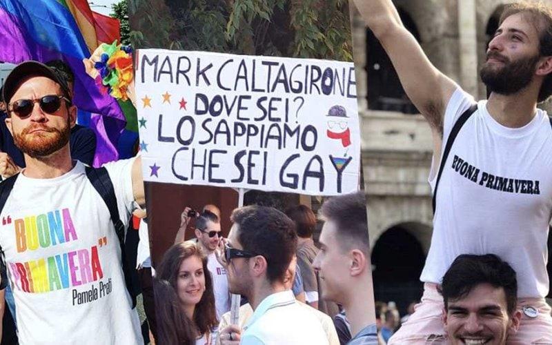 Gay Pride Pratiful
