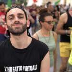 Roma Pride Maglietta Pratiful