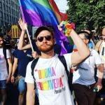 Roma Pride Maglietta Pratiful 2
