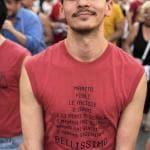 Roma Pride Maglietta Pratiful 4