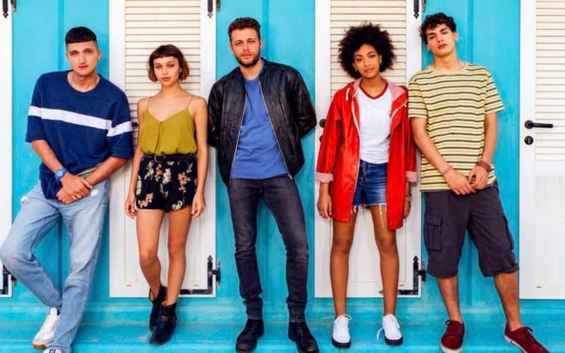 Summertime Netflix Tre Metri Sopra Il Cielo