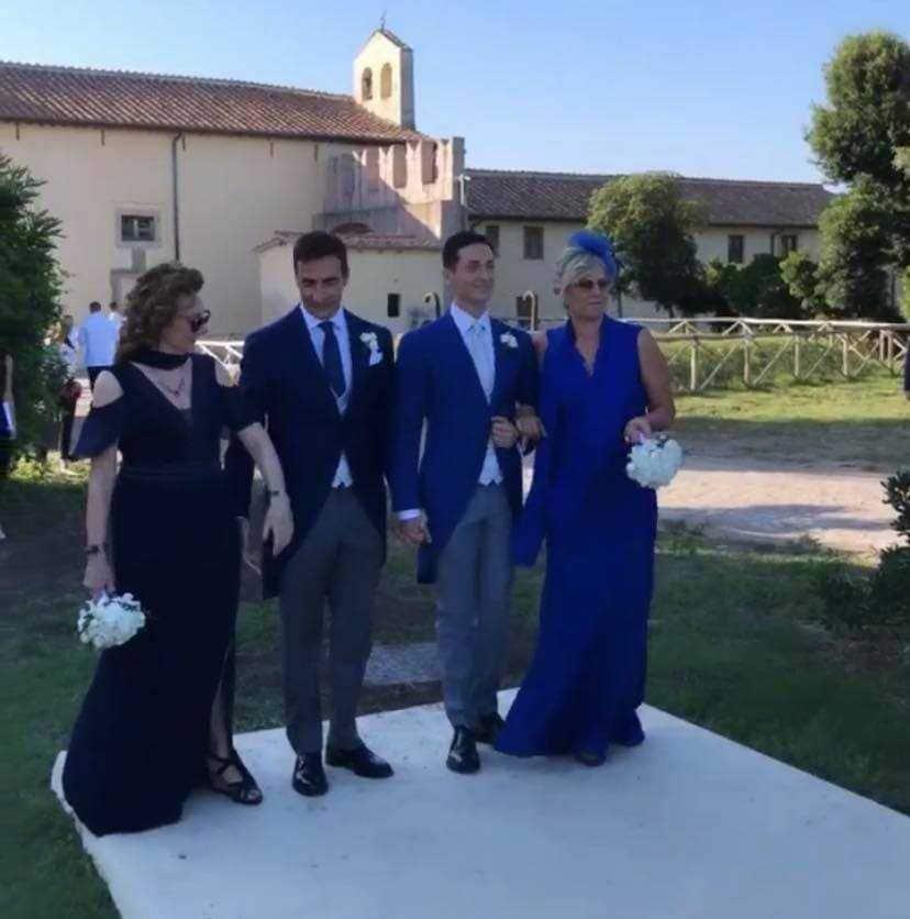 Vincenzo Mingolla Matrimonio