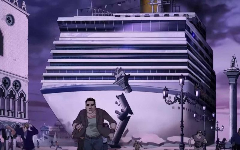 adrian nave venezia