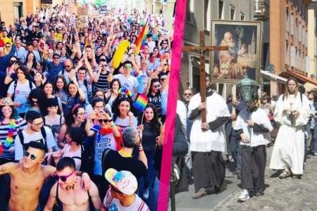 gay pride modena processione riparazione numeri