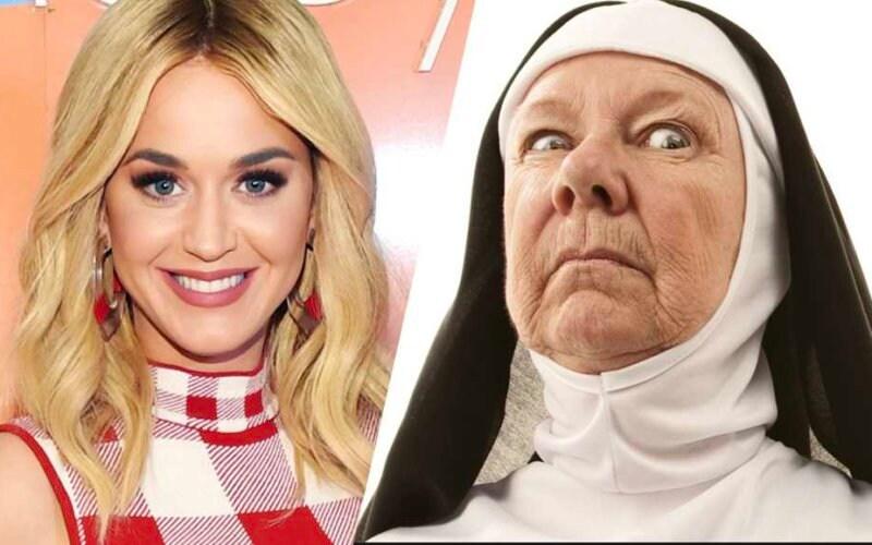 katy perry nuns omg los angeles