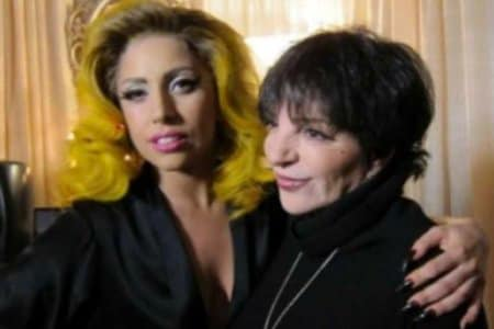 liza minnelli lady gaga a star is born belle