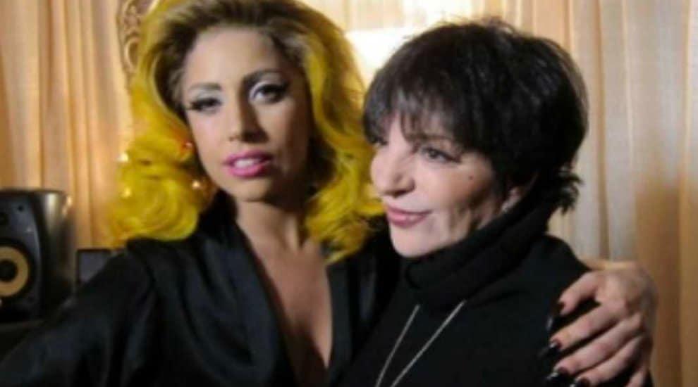 liza minnelli lady gaga a star is born belle