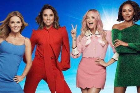 mel b spice girls nuovo album tour