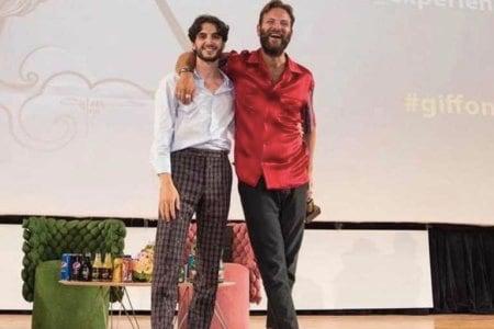 Alessandro Borghi e Giacomo Ferrara