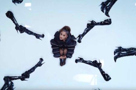 Ariana Grande In My Head Video