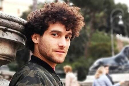 Fabrizio Colica coming out