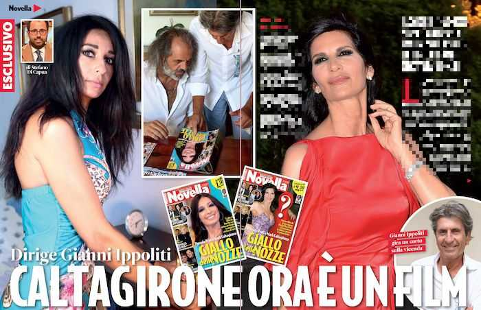 Gianni Ippoliti film Pamela Prati