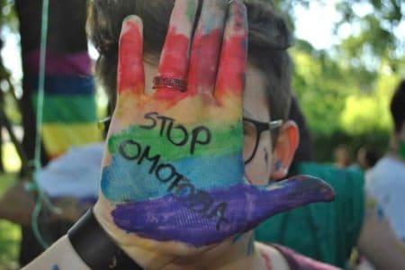 Omofobia Emilia Romagna