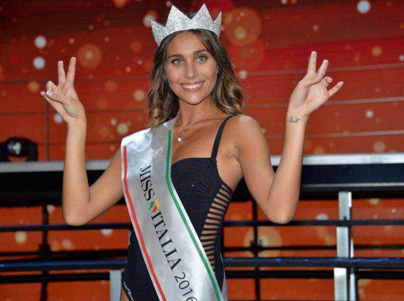 Rachele Risaliti Miss Italia