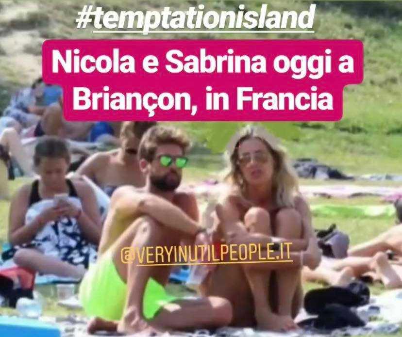 Sabrina e Nicola