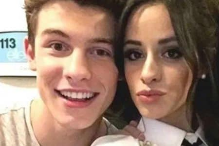 Shawn mendes Camila Cabello kissing gay