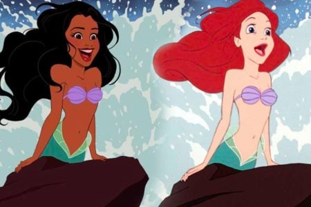 disney little mermaid sirenetta halle bailey