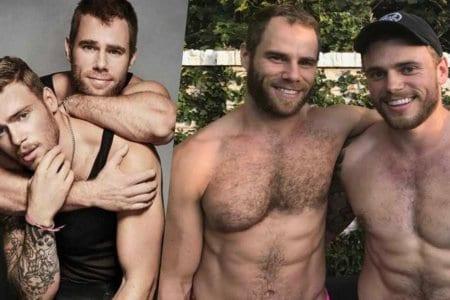 gus kenworthy matt wilkas gay couple love muscle