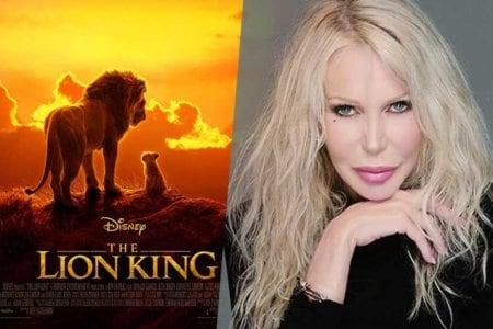 ivana spagna il re leone cheryl porter