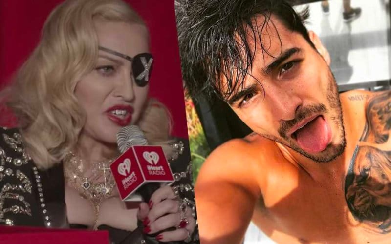 madonna maluma iheart radio interview