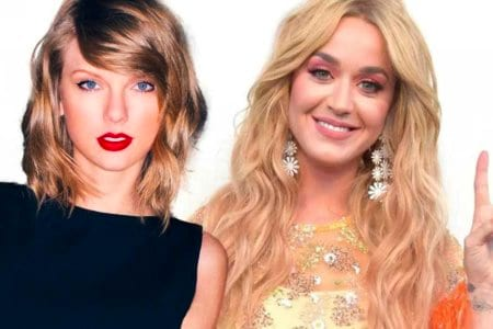 taylor swift katy perry collaboration