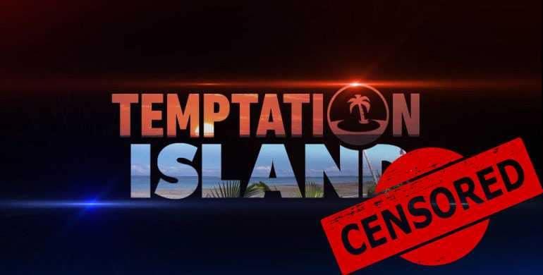 temptation island censure