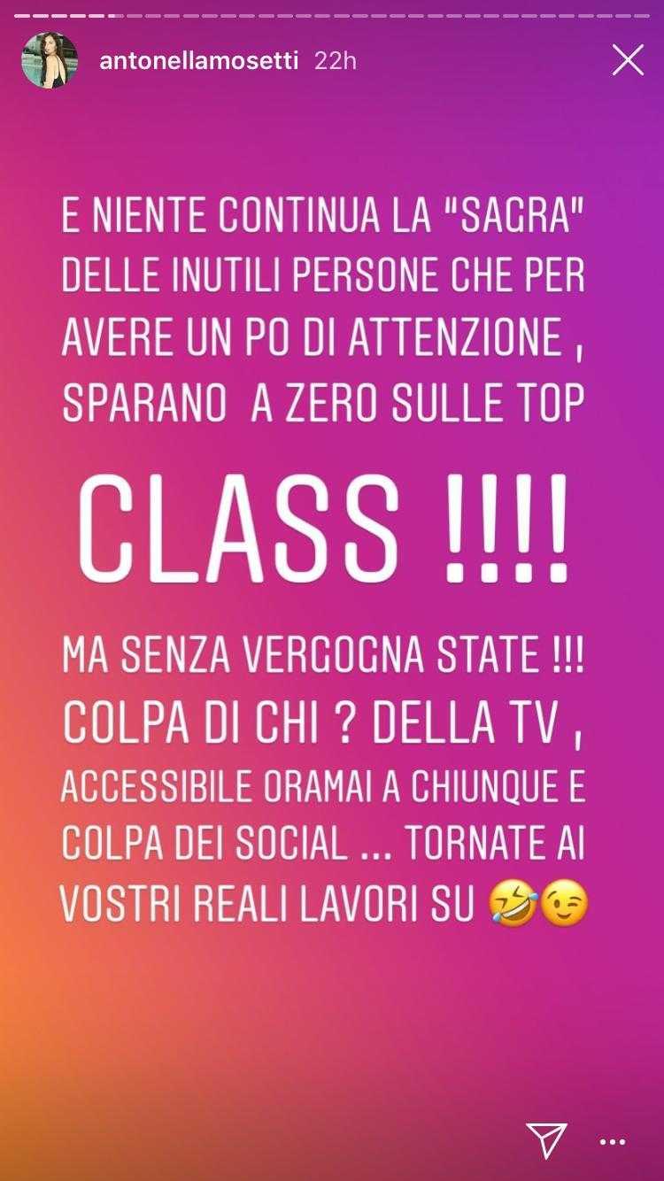 Antonella Mosetti Instagram 1