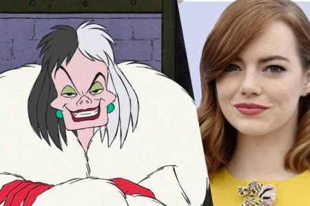 Emma Stone Crudelia Demon gay 101