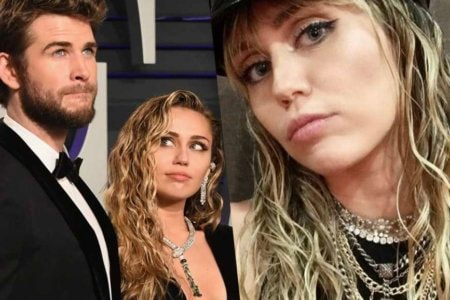 Liam Hemsworth Miley Cyrus love post social california