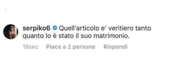 Mario Serpa Gianni Sperti