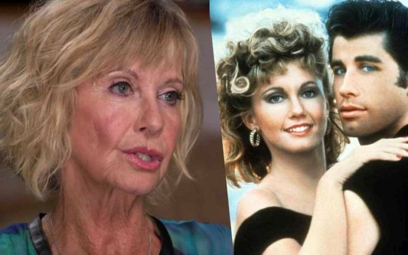 Olivia Newton-John intervista grease