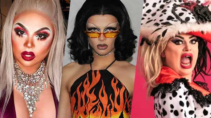 RuPaul's Drag Race Uk Cast