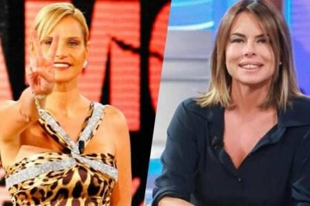 Simona Ventura Isola dei Famosi Paola Perego
