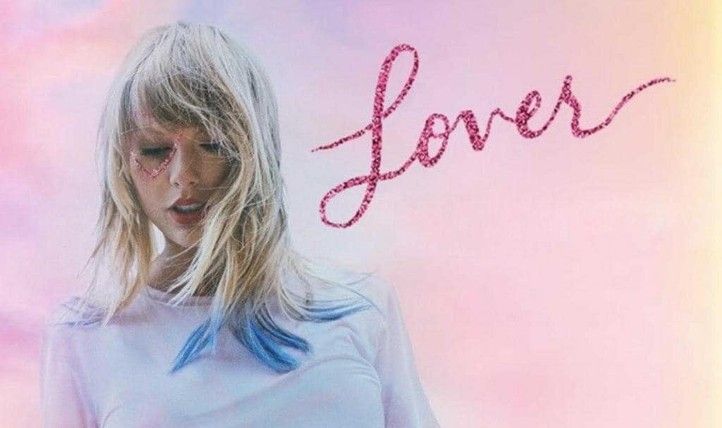 Taylor Swift copies lover week hit daily double