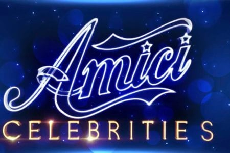 Amici Celebrities coach giordana Alberto
