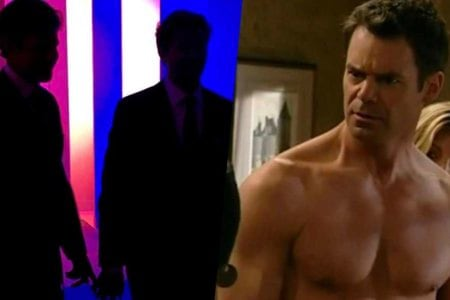 Andrew rannells gay Tuc Watkins di Desperate Housewives
