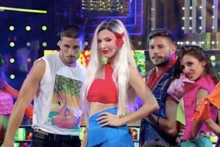 Baby K Tale e Quale Show Sara Facciolini