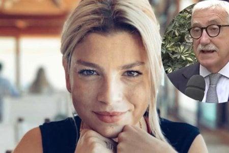 Emma Marrone neoplasia malattia medico tg1 amici