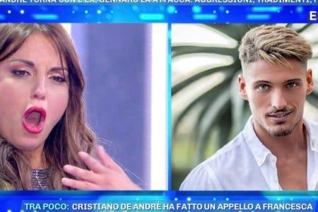 Francesca De Andre Gennaro Lillio amore Giorgio
