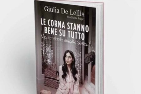 Giulia De Lellis libri classifica Amazon copie