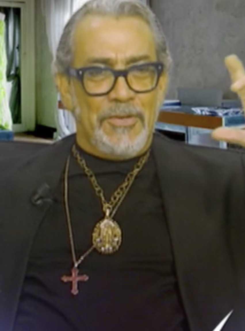 Guillermo Mariotto croce