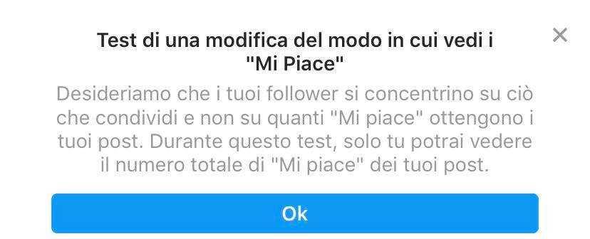 Instagram Test Mi Piace 2
