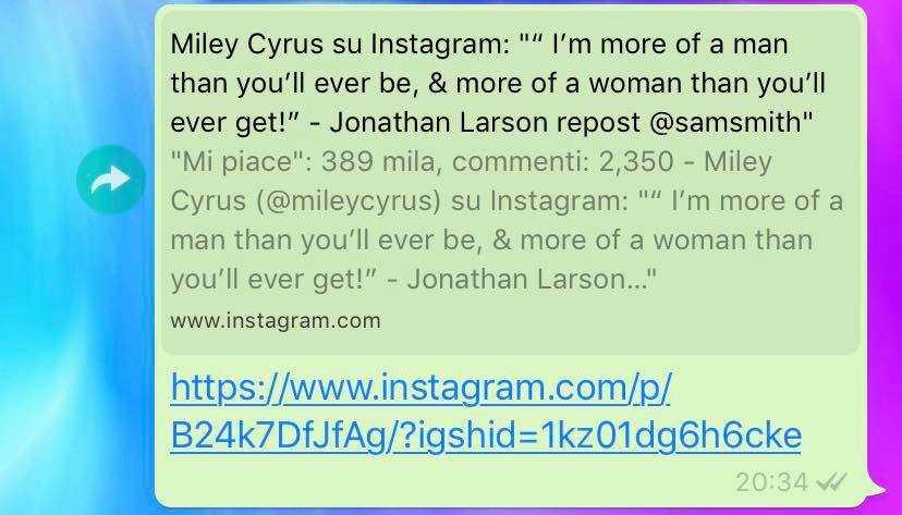 Instagram Test Mi Piace