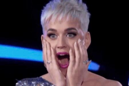 Katy perry cover album iran