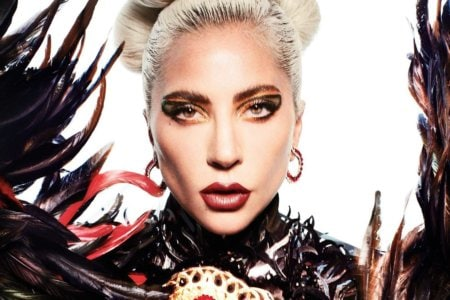 Lady Gaga Allure 3